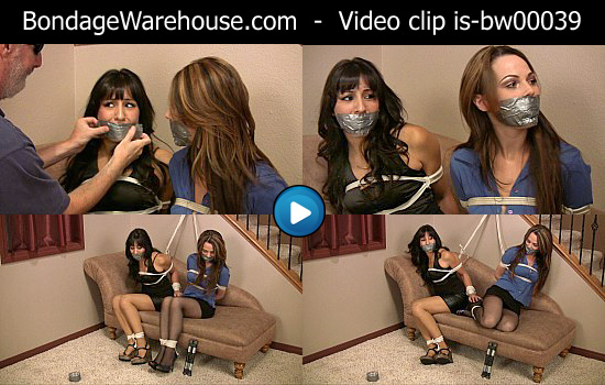 Trisha Banos & Stephanie Morales
