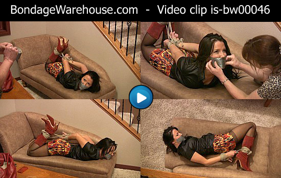 Sample Clip - WMV format - Selene Silva