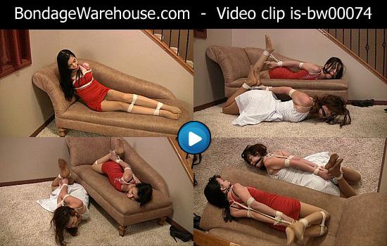 Sample Clip - WMV format - Jessica Anne & Rebecca Mosley