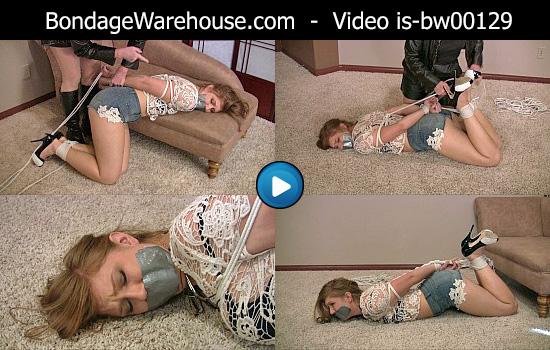 Sample Clip - WMV format - Ginger Higgins