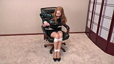Sample Clip - WMV format - Leah Powers